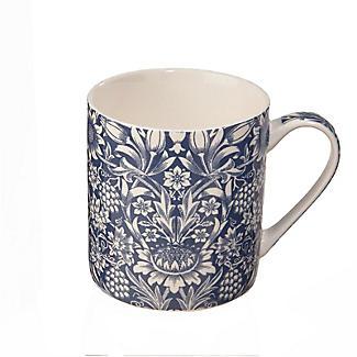 V&A Sunflower Mug, Spoon and Coaster Gift Set alt image 4