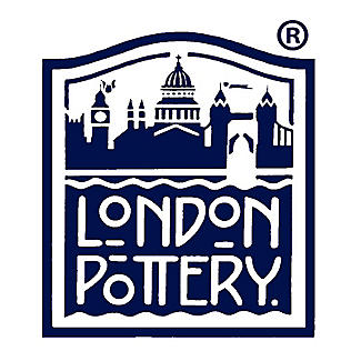 London Pottery Out of the Blue Mugs – Set of 4 alt image 2