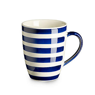 London Pottery Out of the Blue Mugs – Set of 4 alt image 3