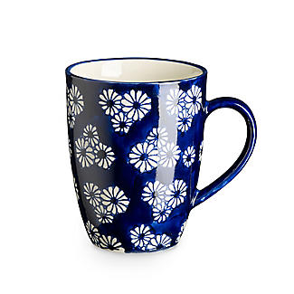 London Pottery Out of the Blue Mugs – Set of 4 alt image 4