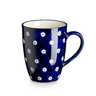 London Pottery Out of the Blue Mugs – Set of 4 alt image 5