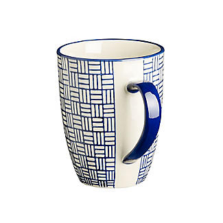 London Pottery Out of the Blue Mugs – Set of 4 alt image 7