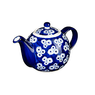 London Pottery Out of the Blue Teapot – 4 Cup   alt image 3