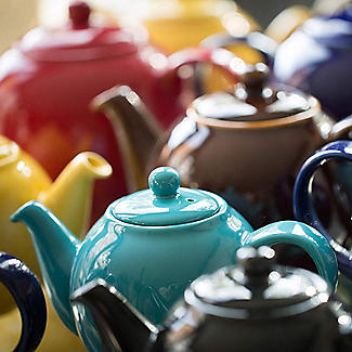 London Pottery Red Globe Teapot – 4 Cup alt image 2