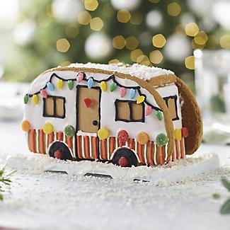 Campervan Gingerbread Make Your Own House Kit alt image 2