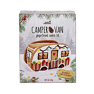 Campervan Gingerbread Make Your Own House Kit alt image 3