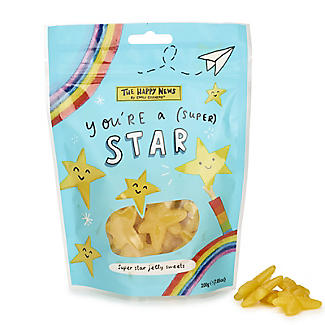 Happy News You're A Star Jellies 200g