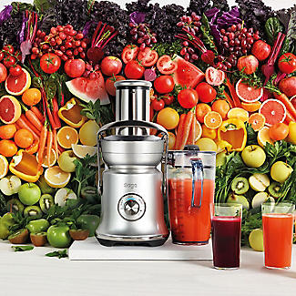 Sage The Nutri Juicer Cold Plus SJE530BSS alt image 8