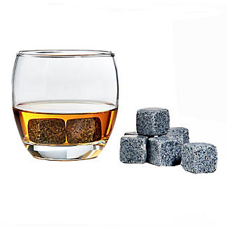 Nuance Granite Whisky Stones – Pack of 9