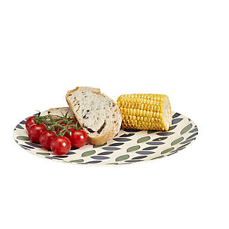 Summer Leaves Bamboo 12-Piece Dinner Set alt image 3