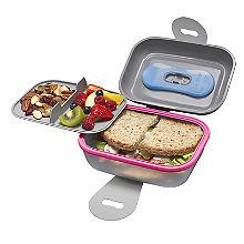 BobbleBox Large Lunch Box 1.8L – Pink