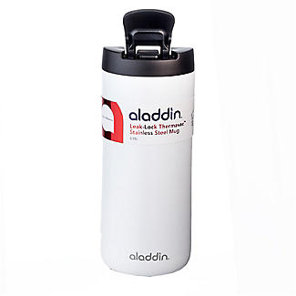 Aladdin Latte Leak Lock Travel Mug – White 350ml