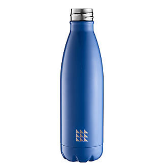 Thermal Drinks Bottle – Blue 500ml alt image 2