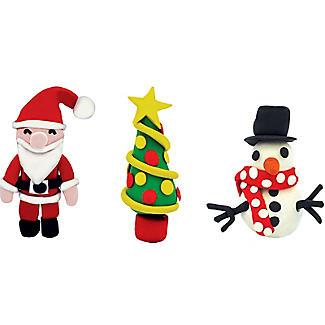Christmas Plasticine Advent Calendar Kit alt image 2