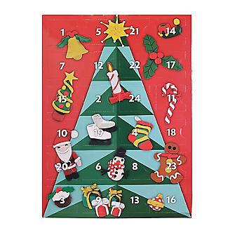 Christmas Plasticine Advent Calendar Kit alt image 3