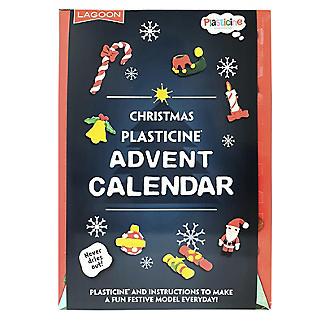 Christmas Plasticine Advent Calendar Kit alt image 4