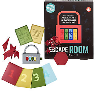 Escape Room Family Fun Game - 3 or More Players