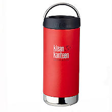 Klean Kanteen Insulated TK Wide  –  Red 355ml