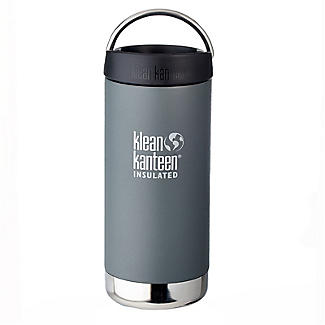 Klean Kanteen Insulated TK Wide – Grey 355ml