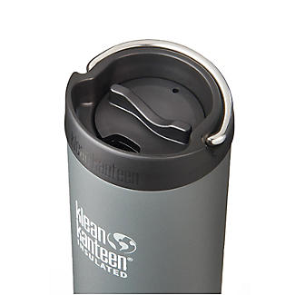 Klean Kanteen Insulated TK Wide – Grey 355ml alt image 2
