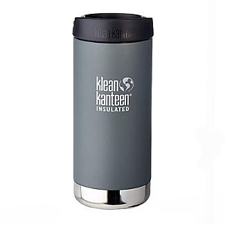 Klean Kanteen Insulated TK Wide – Grey 355ml alt image 4