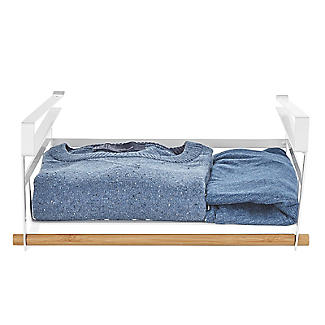 Xtend Wardrobe Under-Shelf Basket alt image 7