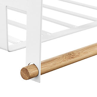 Xtend Wardrobe Under-Shelf Basket alt image 9