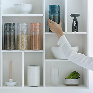 Brabantia Portion Measure Storage Jar 1.3L alt image 2