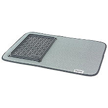 Polder Microfibre Dish Drying Mat and Glass Tray