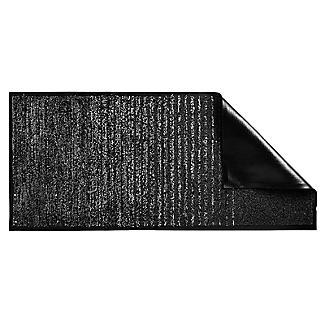 Lakeland Triple-Action Entrance Door Mat Charcoal 67 x 150cm alt image 2