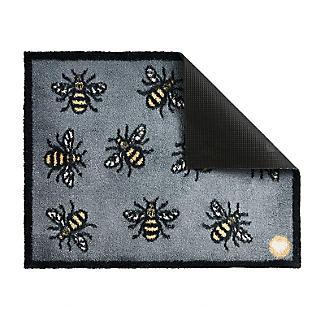 Hug Rug Indoor Mat Bees 85 x 65cm alt image 2