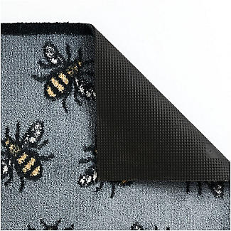 Hug Rug Indoor Mat Bees 85 x 65cm alt image 3