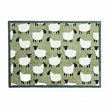 Flock of Sheep Indoor Turtle Mat 85 x 59cm