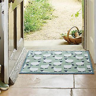 Flock of Sheep Indoor Turtle Mat 85 x 59cm alt image 2