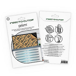 Insect-O-Cutor Prism GluPac Glueboard Refill Cards – Pack of 6 alt image 2
