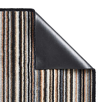 Pebble Stripe Door Mat 80 x 67cm alt image 2