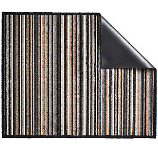 Pebble Stripe Door Mat 80 x 67cm alt image 3