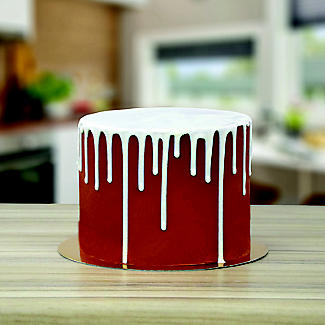 PME Ready-to-Use Cake Drip and Drizzle – White Chocolate Flavour alt image 2