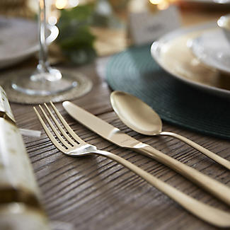 Amefa Trend Austin 16-Piece Cutlery Set Champagne alt image 2