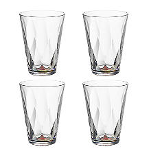Kaleidoscope Plastic Tumblers – Set of 4