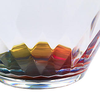 Kaleidoscope Plastic Serving Bowls – Set of 4 alt image 3