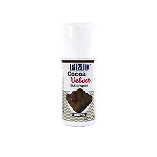 PME Cocoa Butter Velvet Spray 100ml – Brown