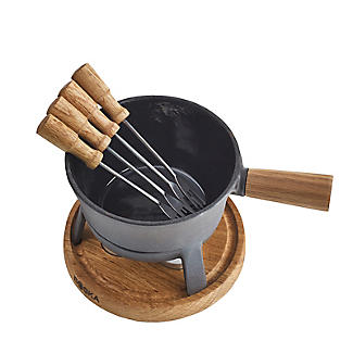 Boska Cast Iron Fondue Set Pro S – With 4 Fondue Forks alt image 4