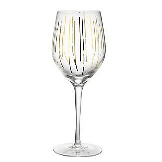 Mikasa Gold Etched Wine Glasses – Set of 4 alt image 7