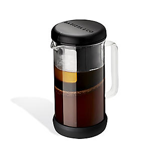Barista & Co. OneBrew One-Cup Coffee Maker and Tea Infuser 350ml
