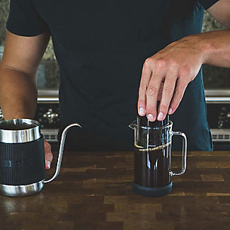 Barista & Co. OneBrew One-Cup Coffee Maker and Tea Infuser 350ml alt image 4