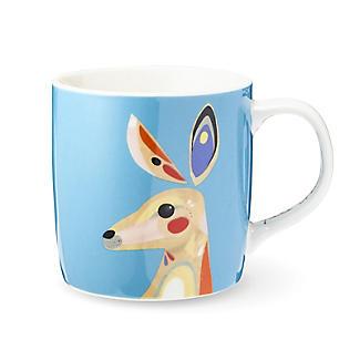 Pete Cromer Porcelain Mug – Kangaroo 375ml