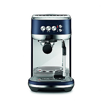 Sage The Bambino Plus Coffee Machine Damson Blue SES500DBL
