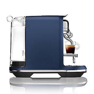 Nespresso Sage The Creatista Plus Coffee Machine Damson Blue SNE800DBL alt image 3