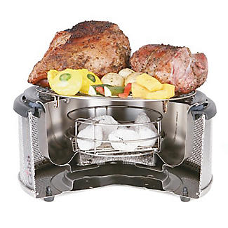 FREE Rack with Cobb Premier Charcoal Barbecue Grill  alt image 9